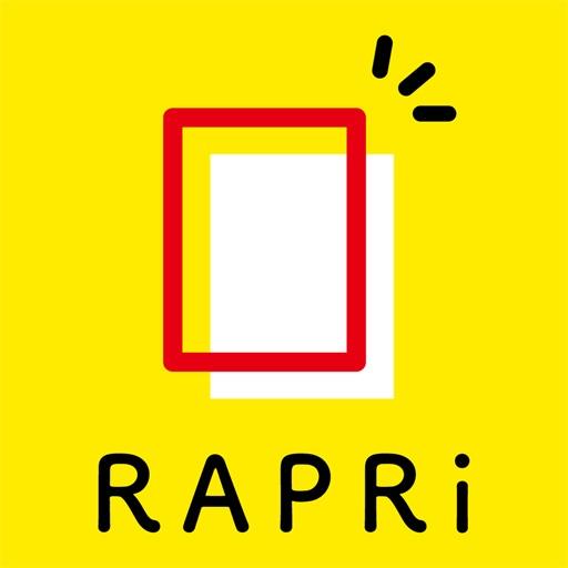 年賀状2019 RAPRi-ラプリ