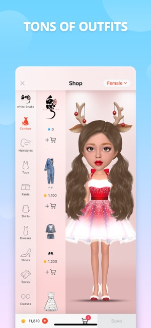 avatar maker app iphone