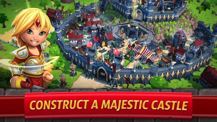 Royal Revolt 2: Tower Battle screenshot-4