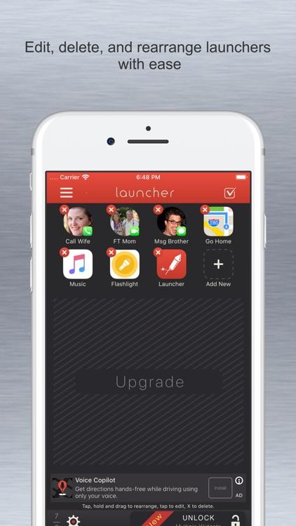 Launcher with Multiple Widgets screenshot-8