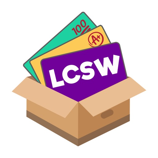 LCSW Flashcards