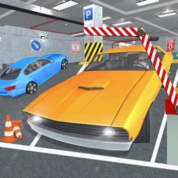 Multi-Storey Car Parking City