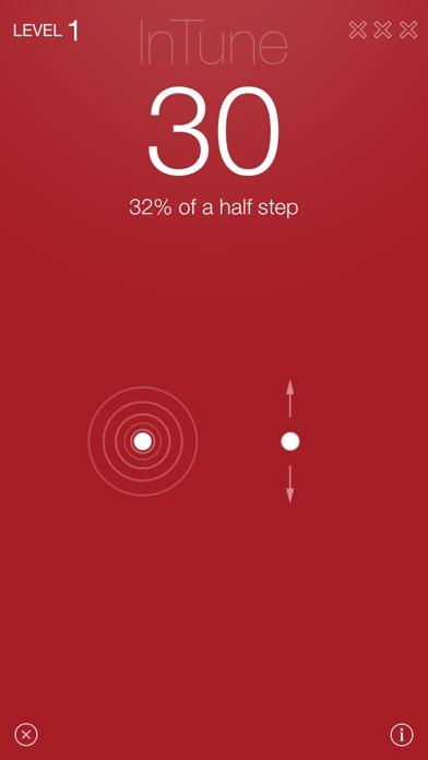 InTune – Intonation Trainer app image