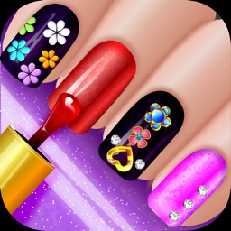 My Fashion Nail Salon Game