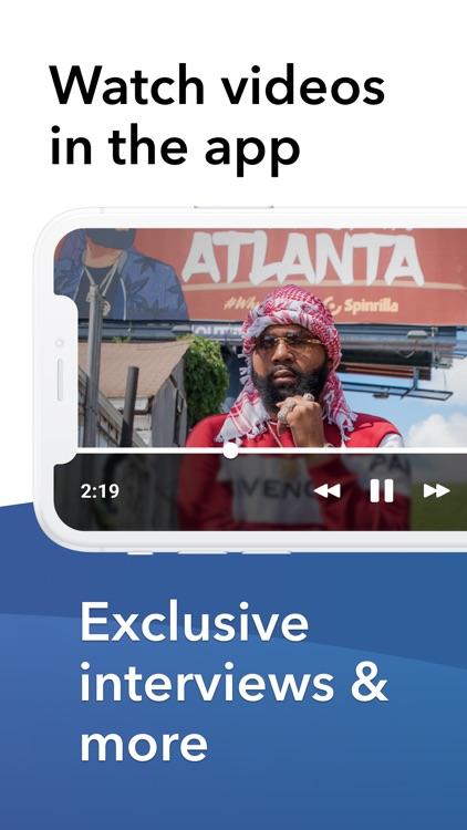 Spinrilla - Mixtapes & Music screenshot-7