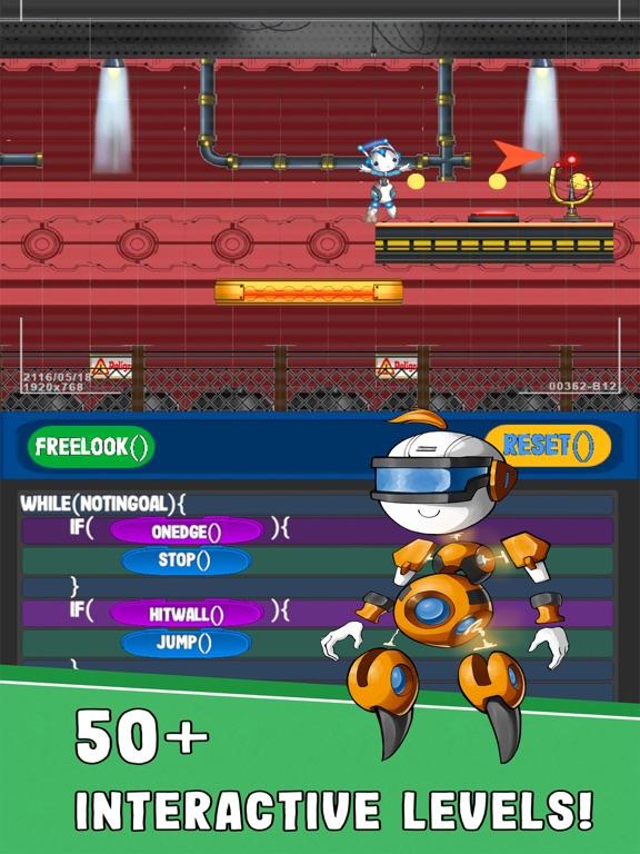 RogoCoder – Kids Can Code!のおすすめ画像1