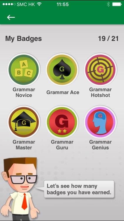 Johnny Grammar Word Challenge screenshot-3