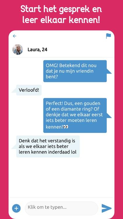 Dazzle — Dating, Chat, Ontmoet screenshot-4