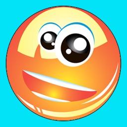 Stranger scary stickers emoji
