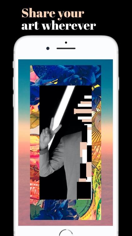 makeArt: art at tap speed screenshot-8