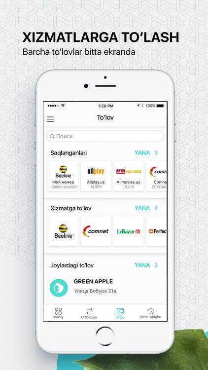Payme - платежи и переводы screenshot-3