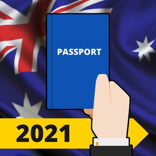 Citizenship Test 2021 AU by Oleg Barkov