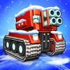 Blocky Cars: 銃撃ゲームと戦車と車