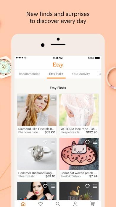 Etsy Shop Creative review screenshots