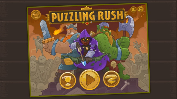 Puzzling Rush screenshot-0