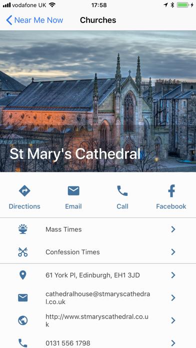 Die Katholische AppScreenshot von 2