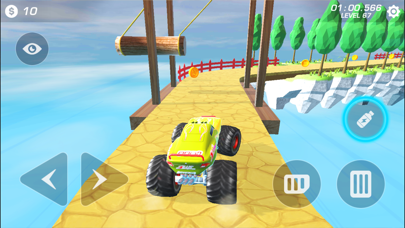 Car Stunts Climb 3Dのおすすめ画像2
