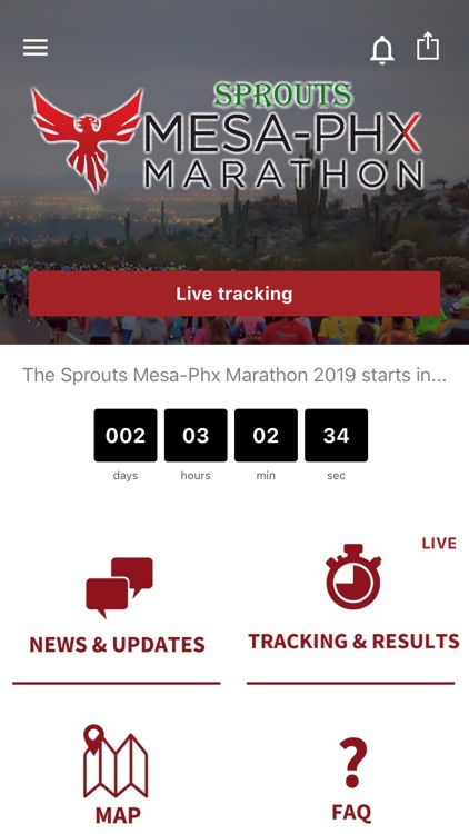 The Mesa-Phx Marathon
