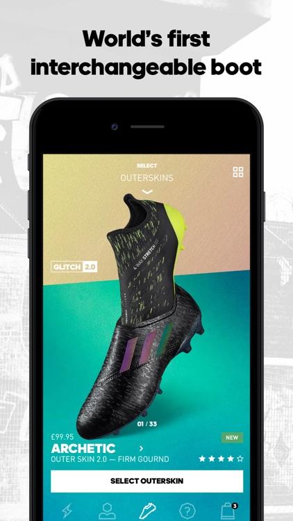 GLITCH - football boots screenshot-0