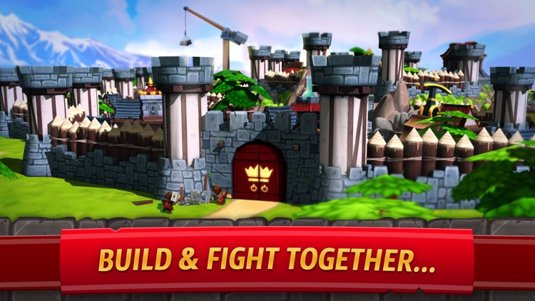 Royal Revolt 2: Tower Battle screenshot-6