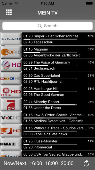 e2Remote Pro Screenshots
