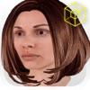 Virtual Hair 3D