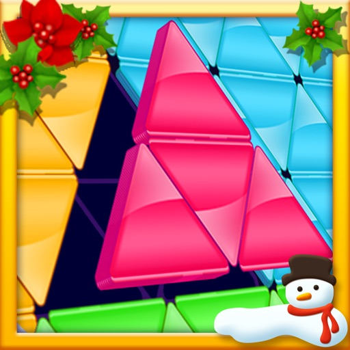 Block! Triangle puzzle:Tangram icon