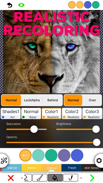 ReColor It - Art Photo Editor
