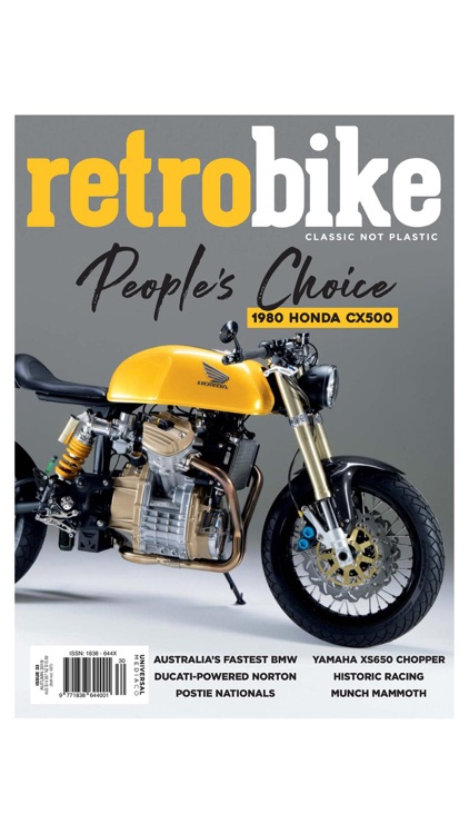 Retro & Classic Bike Magazine