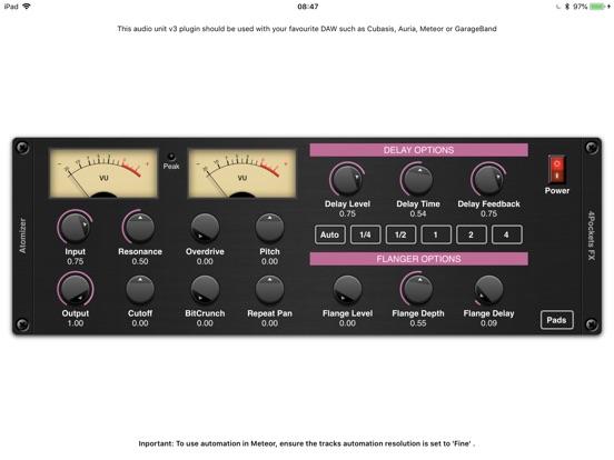 Atomizer AUv3 Plugin screenshot 5