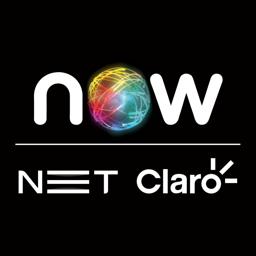 Ícone do app NOW  NET e Claro