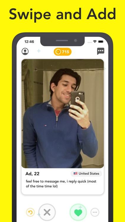 Qudo - Find Snapchat Friends