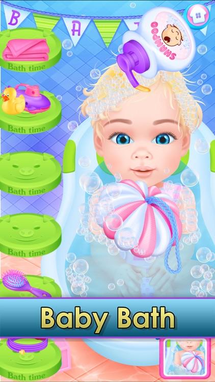 Baby & Family Simulator Care screenshot-3