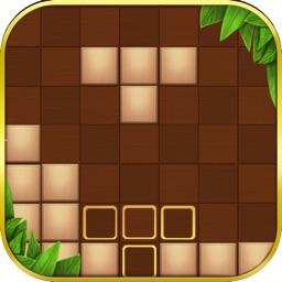 Wooden Block Jigsaw Puzzle