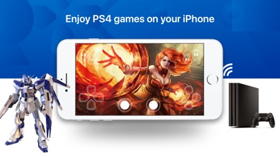 Screenshot for R-Play: PS4 Game Streaming in Ecuador App Store