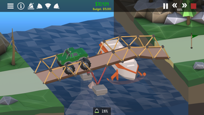 Poly Bridge 2のおすすめ画像1