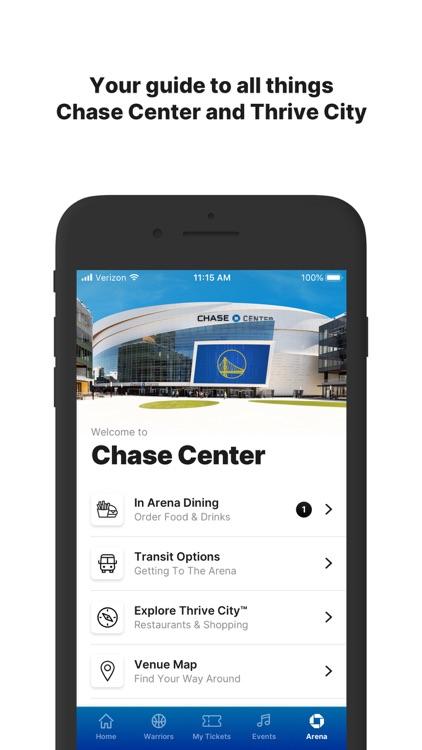 Warriors + Chase Center screenshot-4
