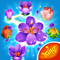 App Icon for Blossom Blast Saga App in New Zealand IOS App Store