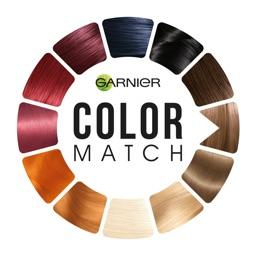 Garnier COLOR MATCH Hair tryon
