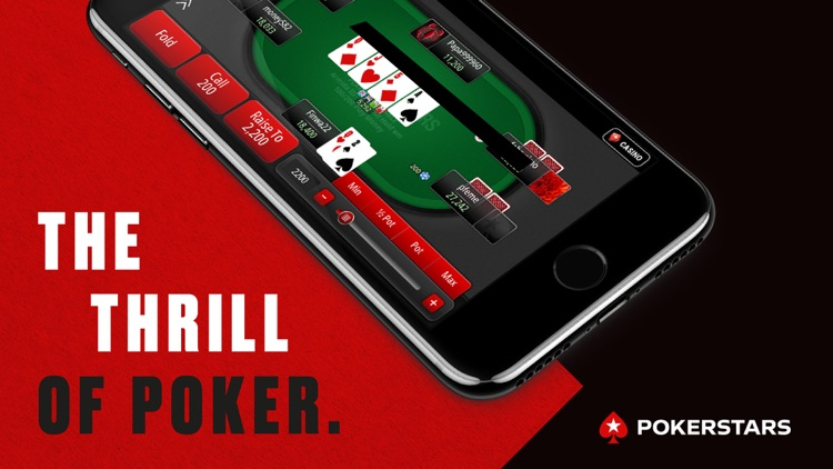 PokerStars Online Poker Games screenshot-3