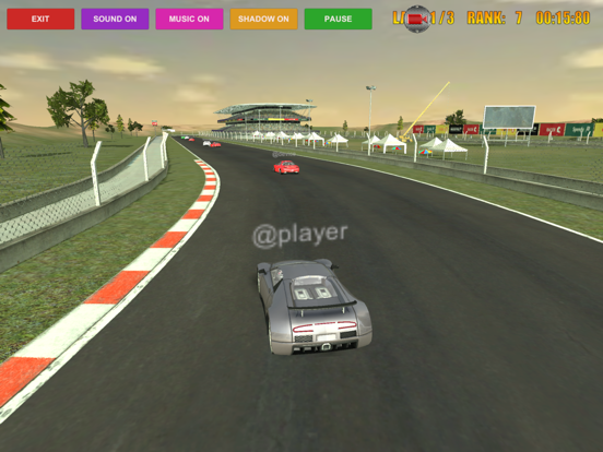 Sport Car Racer 3D screenshot 8