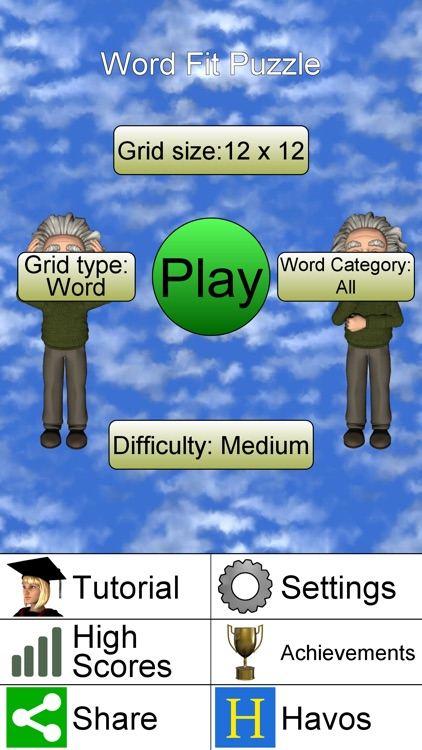 Word Fit Puzzle screenshot-7