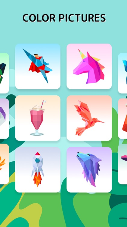 Tap Tap - Coloring Garden Idle