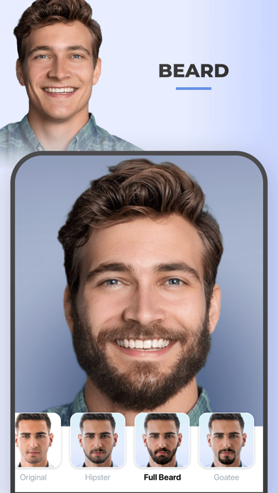FaceApp - AI Face Editor Screenshots