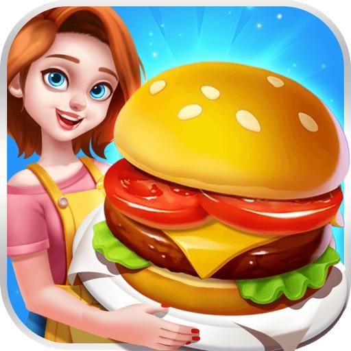 疯狂美食街-放置摆地摊开餐厅游戏