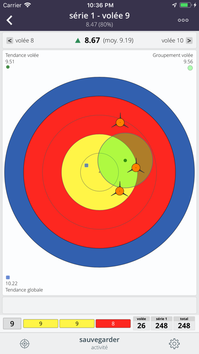 download iArcheryStats apps 4