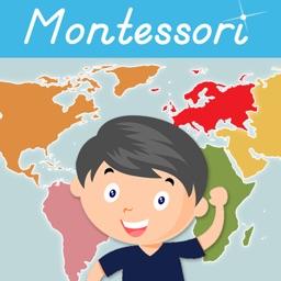 Montessori Geography School Ed