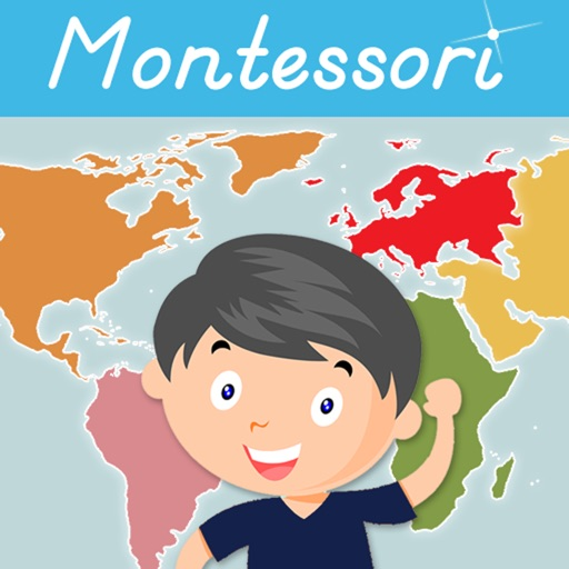 Montessori Geography School Ed