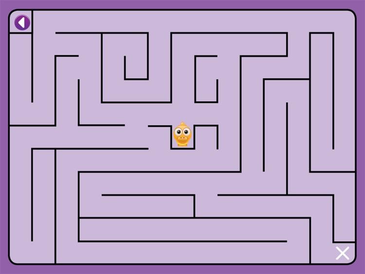 Maze Game 3 screenshot-4