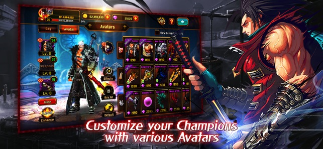 How to hack Kritika: The White Knights for ios free